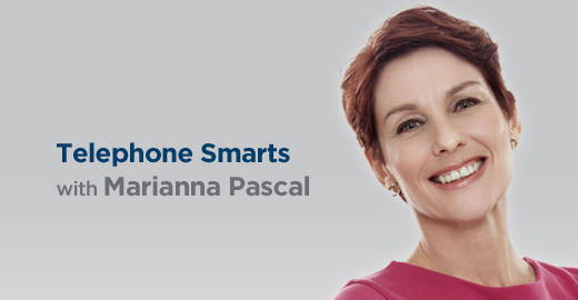 Telephone Smarts with Marianna Pascal